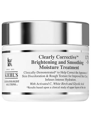 Kiehl's Clearly Corrective Brightening & Smoothing Moisture Treatment, 50ml