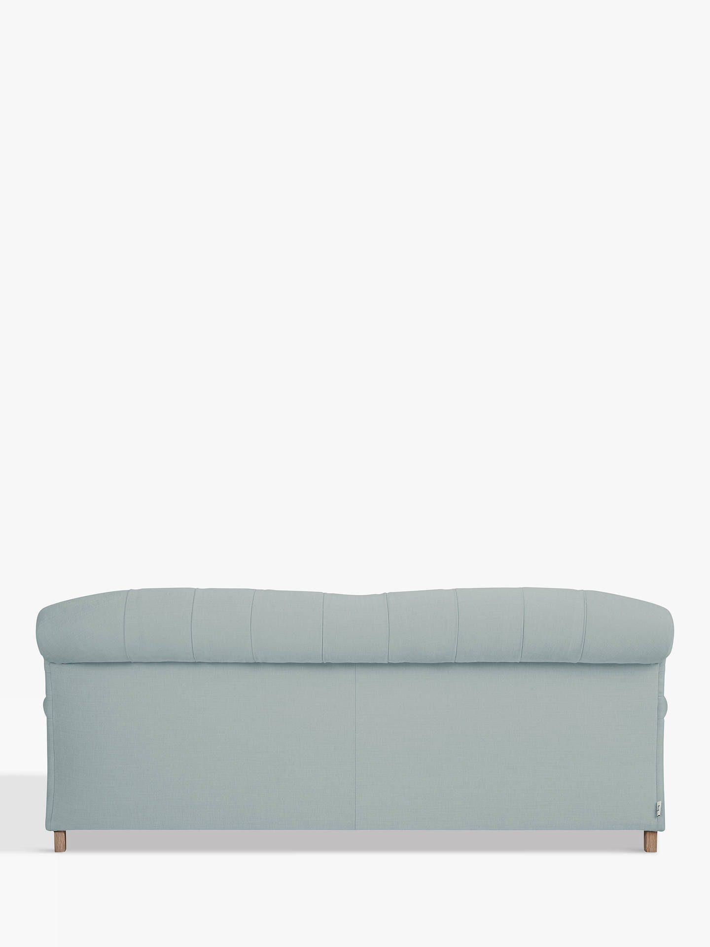 BuyCrumble Large 3 Seater Sofa by Loaf at John Lewis in Clever Linen Quails Egg, Light Leg Online at johnlewis.com