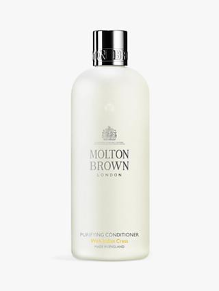 Molton Brown Purifying Indian Cress Conditioner, 300ml