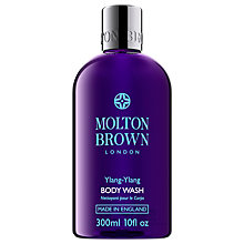 Buy Molton Brown Ylang-Ylang Body Wash, 300ml Online at johnlewis.com