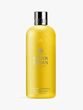 Molton Brown Purifying Indian Cress Shampoo, 300ml