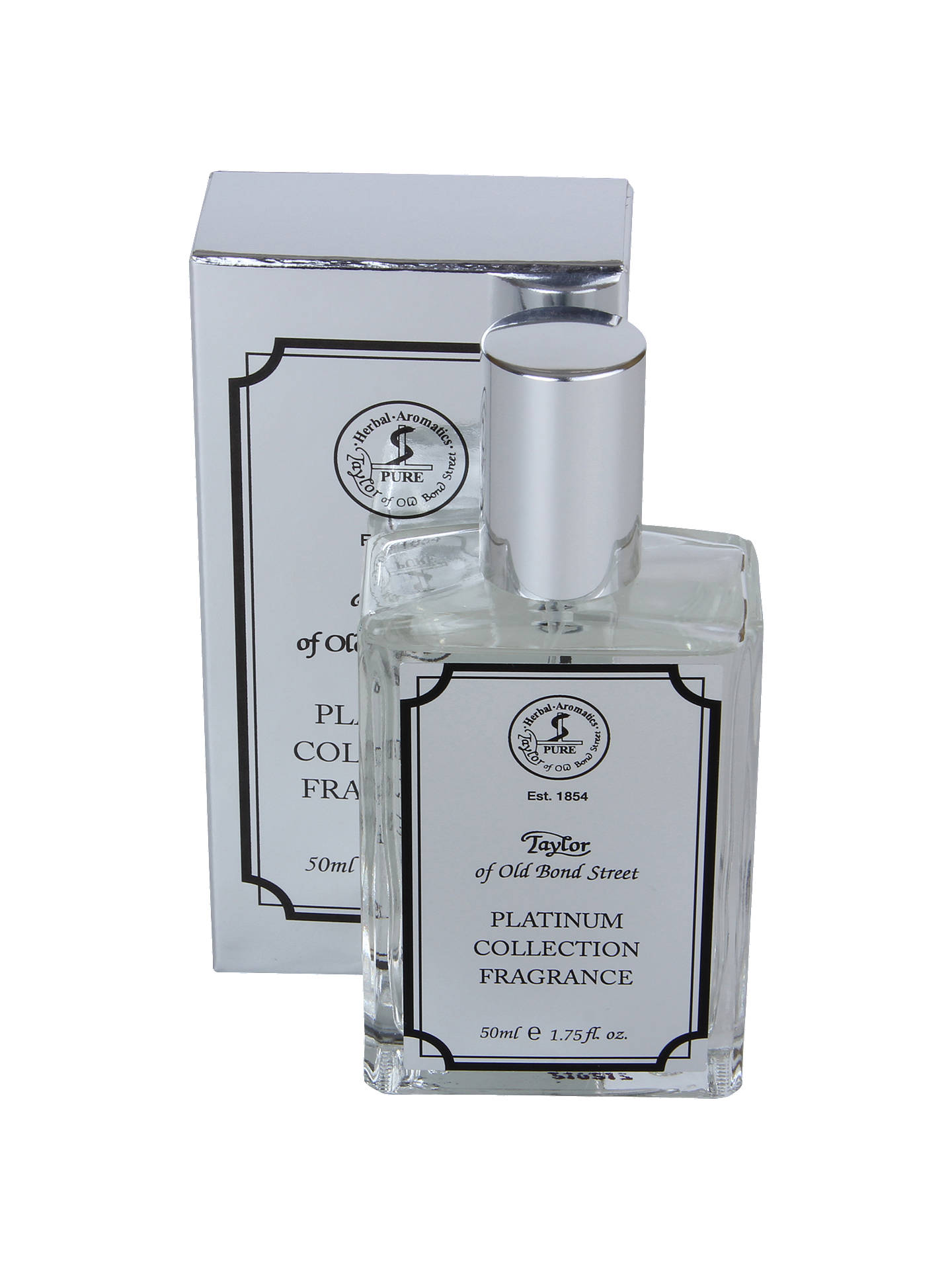 BuyTaylor of Old Bond Street Platinum Collection Fragrance, 50ml Online at johnlewis.com