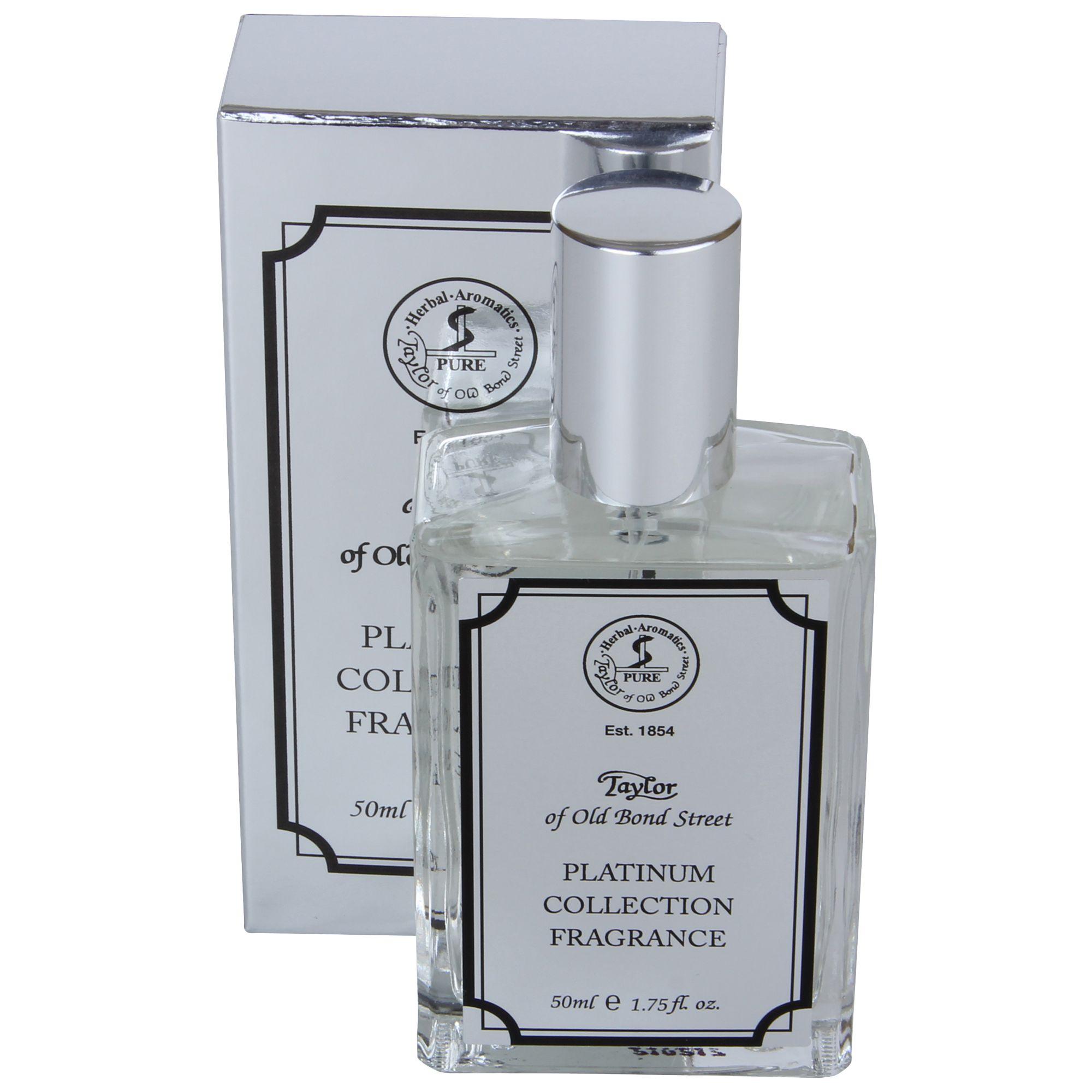 Taylor of Old Bond Street Taylor of Old Bond Street Platinum Collection Fragrance, 50ml