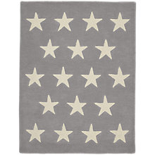Buy Great Little Trading Co Star Children's Rug, Medium Online at johnlewis.com