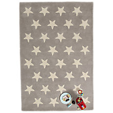 Buy Great Little Trading Co Star Children's Rug, Large Online at johnlewis.com
