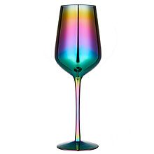 Buy John Lewis Tales of the Maharaja Wine Glass, Multi, 550ml Online at johnlewis.com