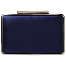 Buy L.K. Bennett Nina Box Clutch Bag Online at johnlewis.com