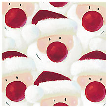 Buy Paperhouse Santas Charity Christmas Cards, Pack of 6 Online at johnlewis.com