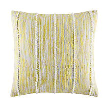 Buy Kas Marco Woven Cotton Cushion Online at johnlewis.com