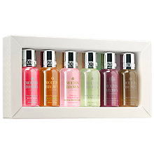 Buy Molton Brown Indulgent Bestsellers Mini Bath & Shower Collection Online at johnlewis.com