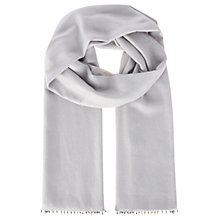 Buy Coast Dina Scarf, Silver Online at johnlewis.com