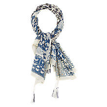 Buy Gerard Darel Florence Tassel Scarf Online at johnlewis.com
