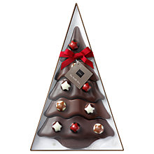 Buy Hotel Chocolat Christmas Truffle Tree, 550g Online at johnlewis.com