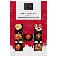 Buy Hotel Chocolat Christmas H-Box, 169g Online at johnlewis.com