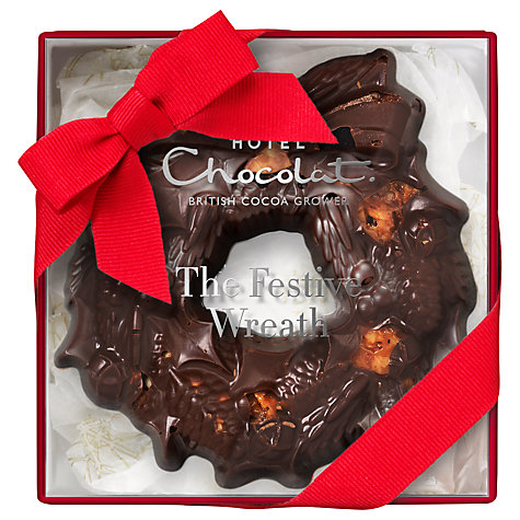 Hotel Chocolat Small Cookie Wreath