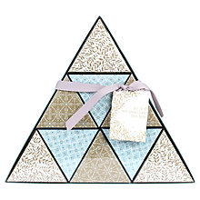 Buy Milly Green Christmas Winter Palace Hot Chocolate Pyramid Gift Set Online at johnlewis.com