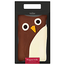 Buy Hotel Chocolat Chocolate  Penguin Selfie Slab, 500g Online at johnlewis.com