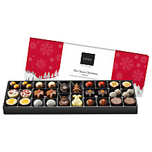 Buy Hotel Chocolat Christmas Sleekster Box, 325g Online at johnlewis.com