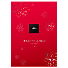 Buy Hotel Chocolat Milk Chocolate Christmas Advent Calendar, 125g Online at johnlewis.com