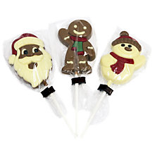 Buy Chocolate Lolly Bundle, Set of 3, 105g Online at johnlewis.com