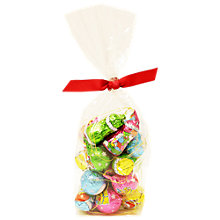 Buy Foiled Chocolate Nativity Hanging Decorations, 200g Online at johnlewis.com