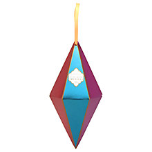 Buy House of Dorchester Tales of the Maharaja Salted Caramel Truffles Pyramid Decoration, 100g Online at johnlewis.com
