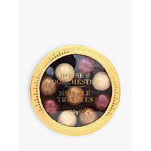 Buy House of Dorchester Tales of the Maharaja Sparkle Truffle Chocolates, 110g Online at johnlewis.com