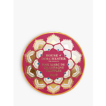 Buy House of Dorchester Tales of the Maharaja Pink Marc de Champagne Truffles, 50g Online at johnlewis.com