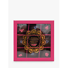 Buy House of Dorchester Tales of the Maharaja Rose and Violet Cream Chocolates, 115g Online at johnlewis.com