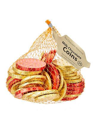 albert premier chocolate coins
