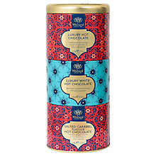Buy Whittard 3 tier Hot Chocolate Stacking Tin, 235g Online at johnlewis.com