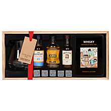 Buy Whisky Tasting Set, 15cl Online at johnlewis.com