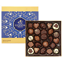 Buy Godiva Ramadan Gold Chocolates, 165g Online at johnlewis.com