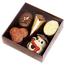 Buy Christmas Chocolates, Box of 5, 60g Online at johnlewis.com