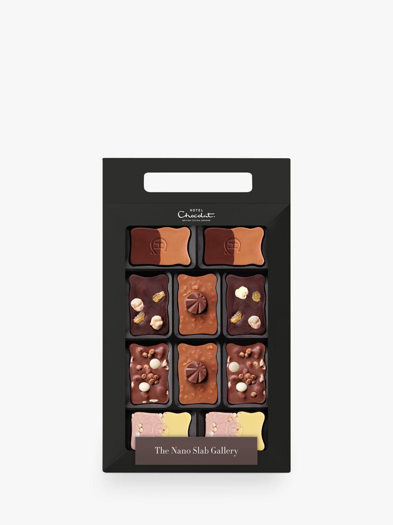 Hotel Chocolat Hotel Chocolat The Nano Slab Gallery, 160g