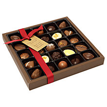 Buy Natalie Belgian Chocolate Selection, 330g Online at johnlewis.com