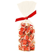 Buy Foiled Chocolate Santa Hanging Decorations, 235g Online at johnlewis.com