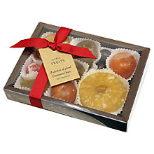 Buy Natalie Glace Fruits, 285g Online at johnlewis.com
