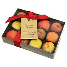 Buy Natalie Marzipan Fruits, 205g Online at johnlewis.com