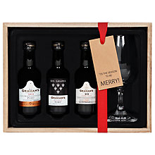 Buy Port Tasting Set, 15cl Online at johnlewis.com