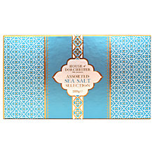 Buy House of Dorchester Tales of the Maharaja Sea Salt Assorted Chocolates, 100g Online at johnlewis.com