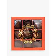 Buy House of Dorchester Tales of the Maharaja Stem Ginger Dark Chocolates, 90g Online at johnlewis.com