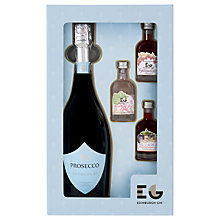 Buy Winter Palace Edinburgh Gin and Prosecco Set, 90cl Online at johnlewis.com