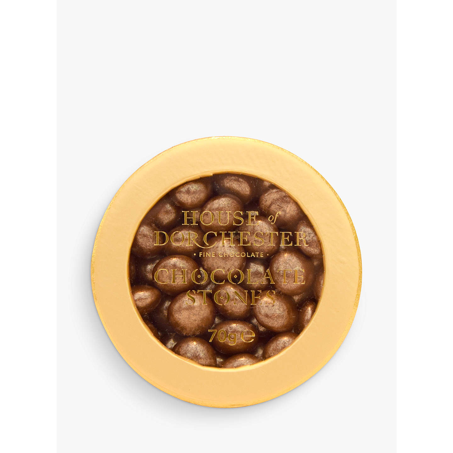 BuyHouse of Dorchester Tales of the Maharaja Gold Stones Chocolates, 70g Online at johnlewis.com