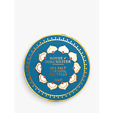 Buy House of Dorchester Tales of the Maharaja Sea Salt Caramel Truffles, 50g Online at johnlewis.com