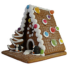 Buy Pertzborn Gingerbread House, 600g Online at johnlewis.com