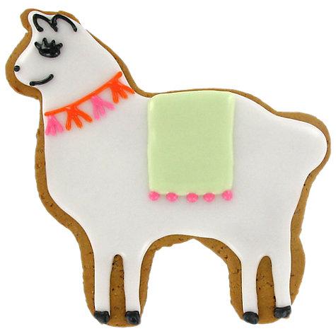 Iced Gingerbread Llama