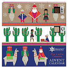 Buy Montezuma's Lima Llama Milk and White Chocolate Advent Calendar, 240g Online at johnlewis.com