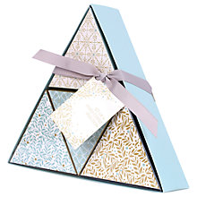 Buy Milly Green Coffee Pyramid Gift Set Online at johnlewis.com