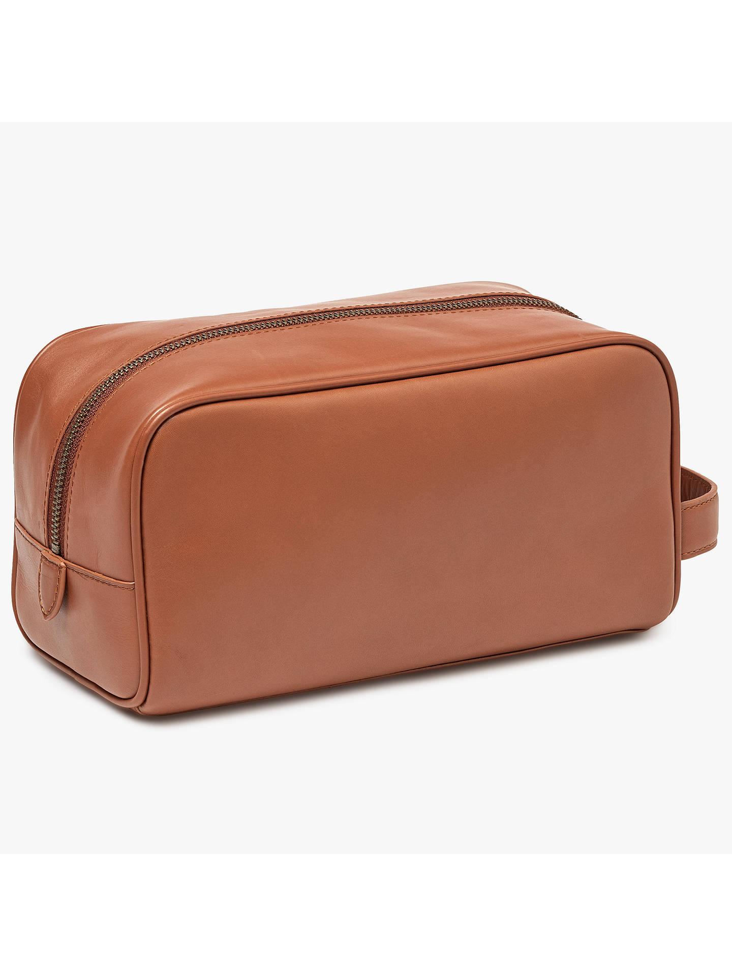 305074cb19 ... Buy Polo Ralph Lauren Leather Shave Kit Wash Bag